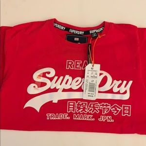 Superdry Women's Original Clothing Company T-Shirt